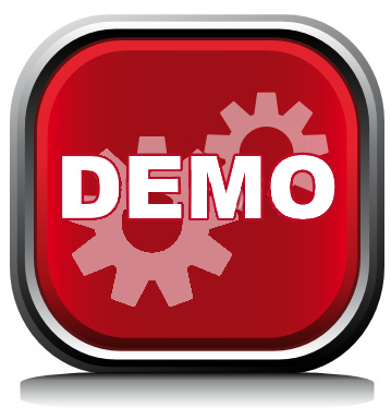 Demo Icon Rood